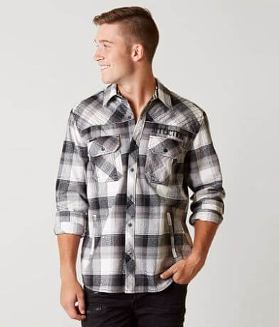 Affliction Black Premium Eagle One Shirt