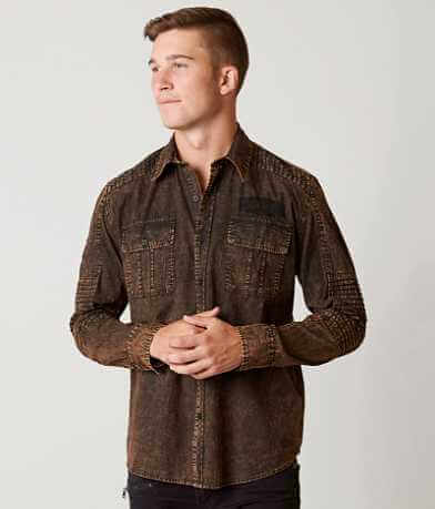 Affliction Black Premium Hi Octane Shirt