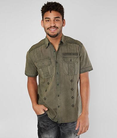 Affliction Reprieve Stretch Shirt