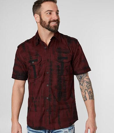 Affliction Endeavor Stretch Shirt