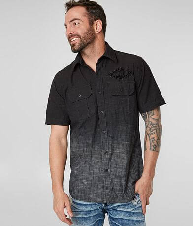 Affliction Temper Woven Shirt