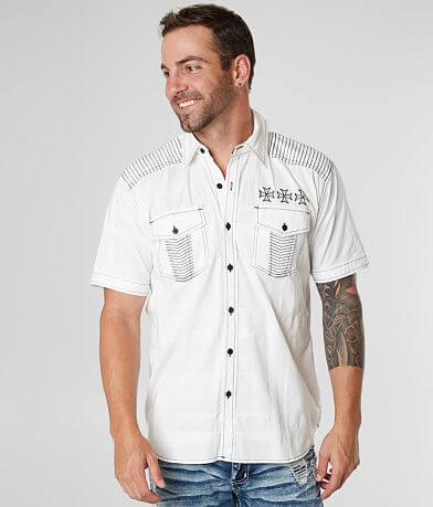 Affliction Resolution Stretch Shirt
