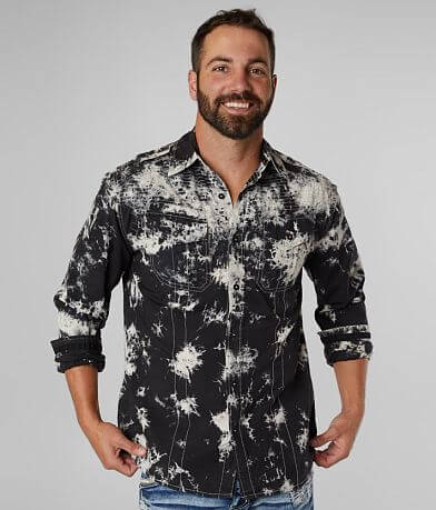 Affliction Abandon Stretch Shirt