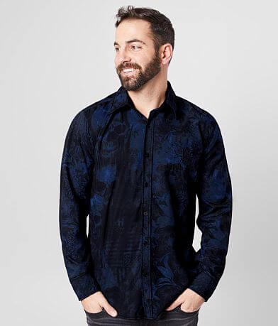Affliction Provisional Stretch Shirt