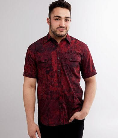 Affliction Sanctuary Stretch Shirt