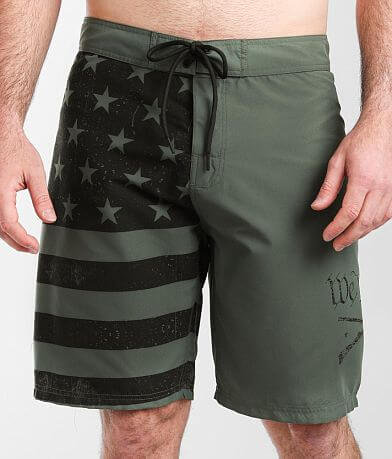 Howitzer We The People Stretch Boardshort