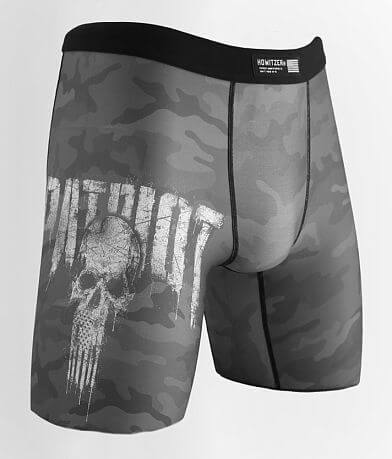 Howitzer Patriot Stretch Boxer Briefs