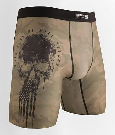 Howitzer Defender Stretch Boxer Briefs