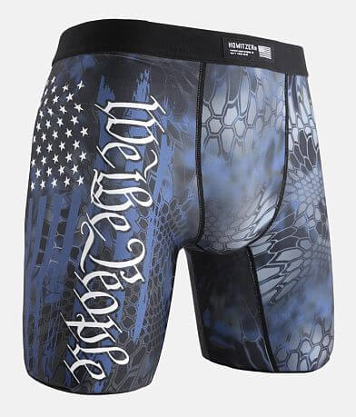 Howitzer Bite The Bullet Stretch Boxer Briefs