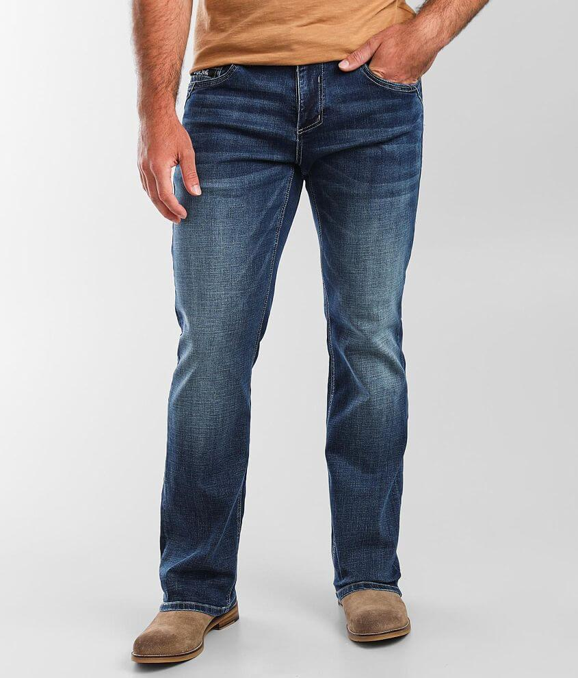 Howitzer Freedom Dagget Boot Stretch Jean front view