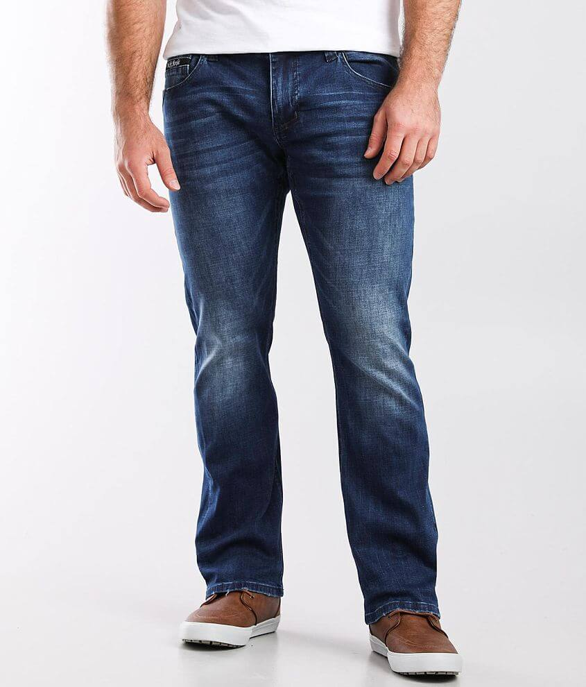 Howitzer Freedom Ozark Straight Stretch Jean front view