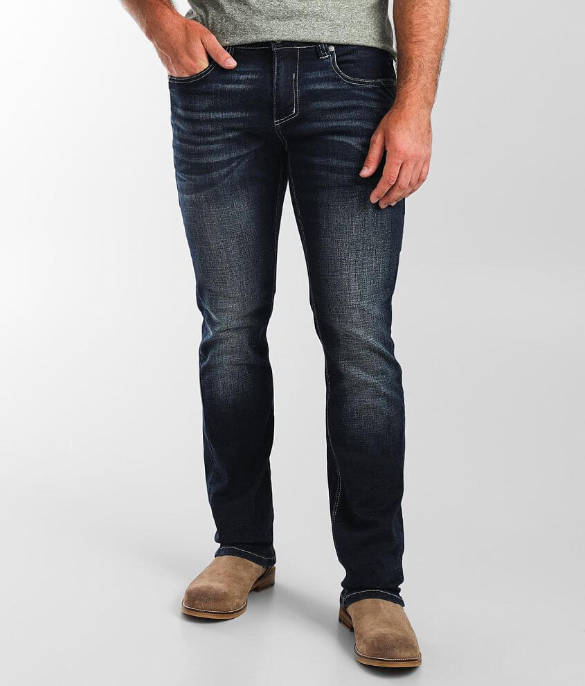 Howitzer Patriot Parks Straight Stretch Jean front view