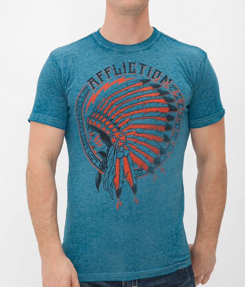 Affliction Chemawa T-Shirt front view
