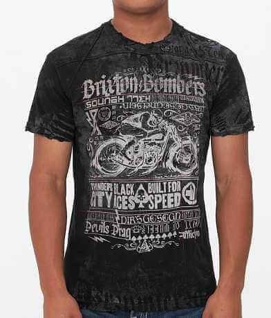Affliction Brixton Bombers T-Shirt