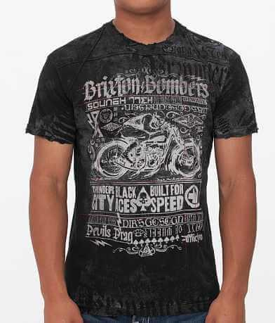 Affliction Brixton Bombers T-Shirt
