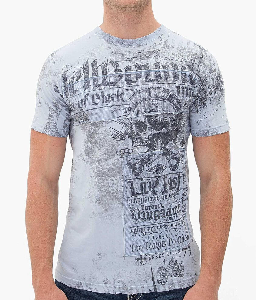 Affliction Renegade Bound T-Shirt front view