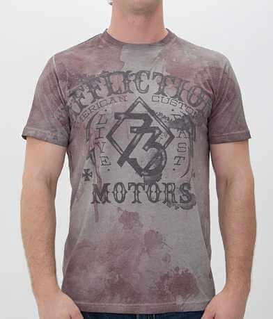 Affliction American Customs Explosion T-Shirt