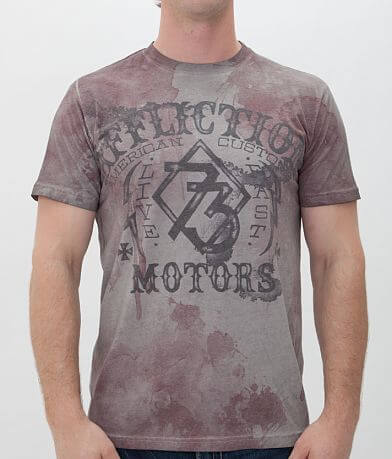 Affliction American Customs Explosion T-Shirt