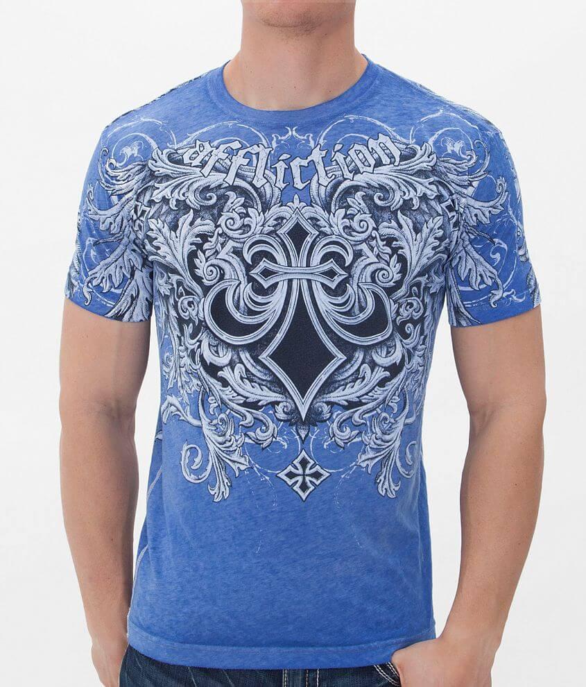 Affliction Filson T-Shirt front view