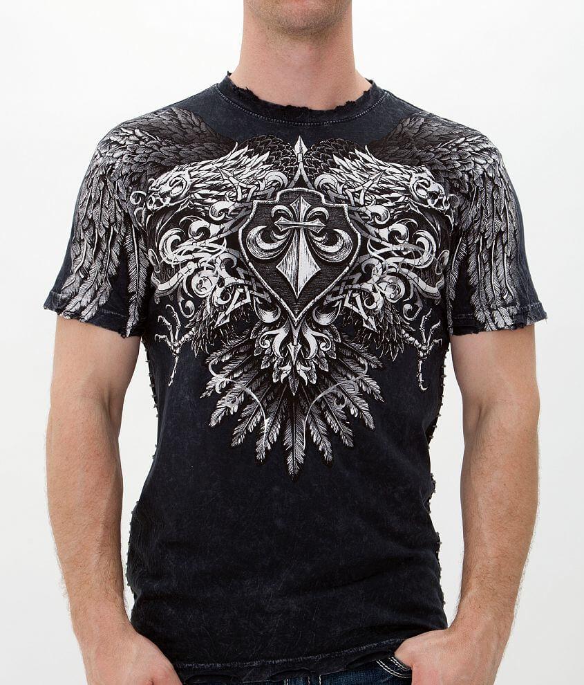 Affliction Sole Survivor T-Shirt front view