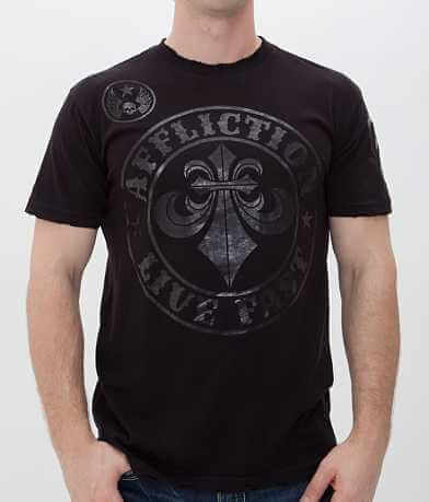 Affliction Divio Blackout T-Shirt