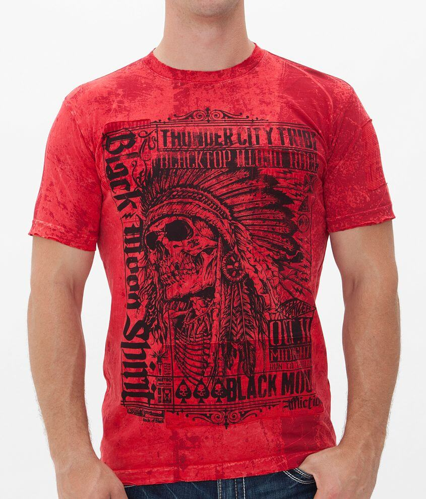 Affliction Thunder City Renegade T-Shirt front view