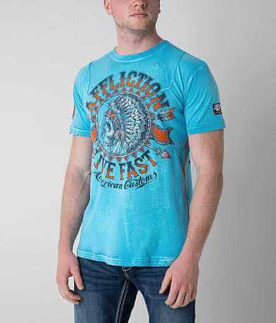 Affliction American Customs Stampede T-Shirt