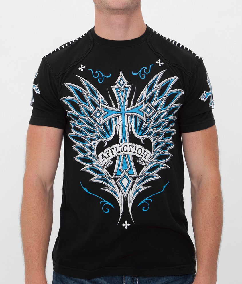 Affliction Mega T-Shirt front view