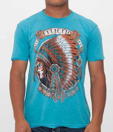 Affliction Inked Heavy Feather T-Shirt