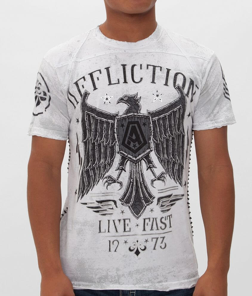 Affliction Tried & True T-Shirt front view