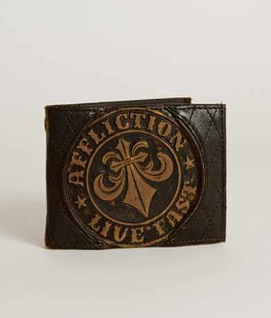 Affliction Fast Times Wallet