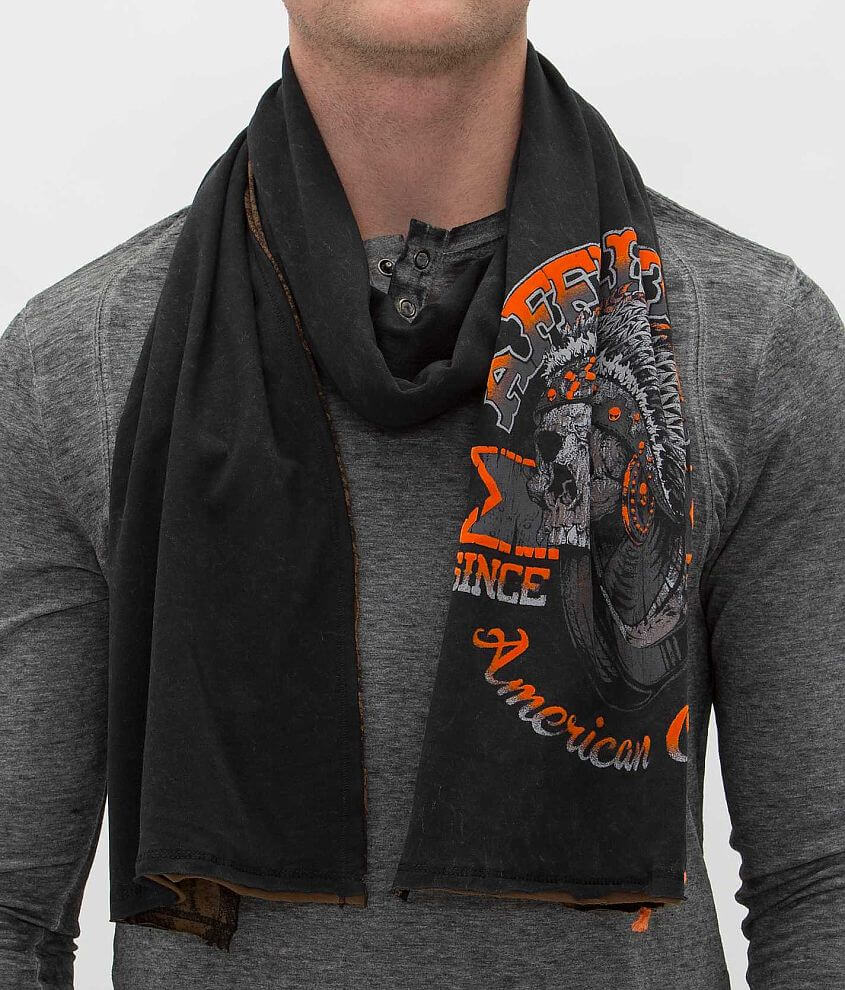 Affliction American Customs Bull Run Scarf front view