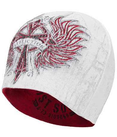 Affliction Chromatic Reversible Beanie