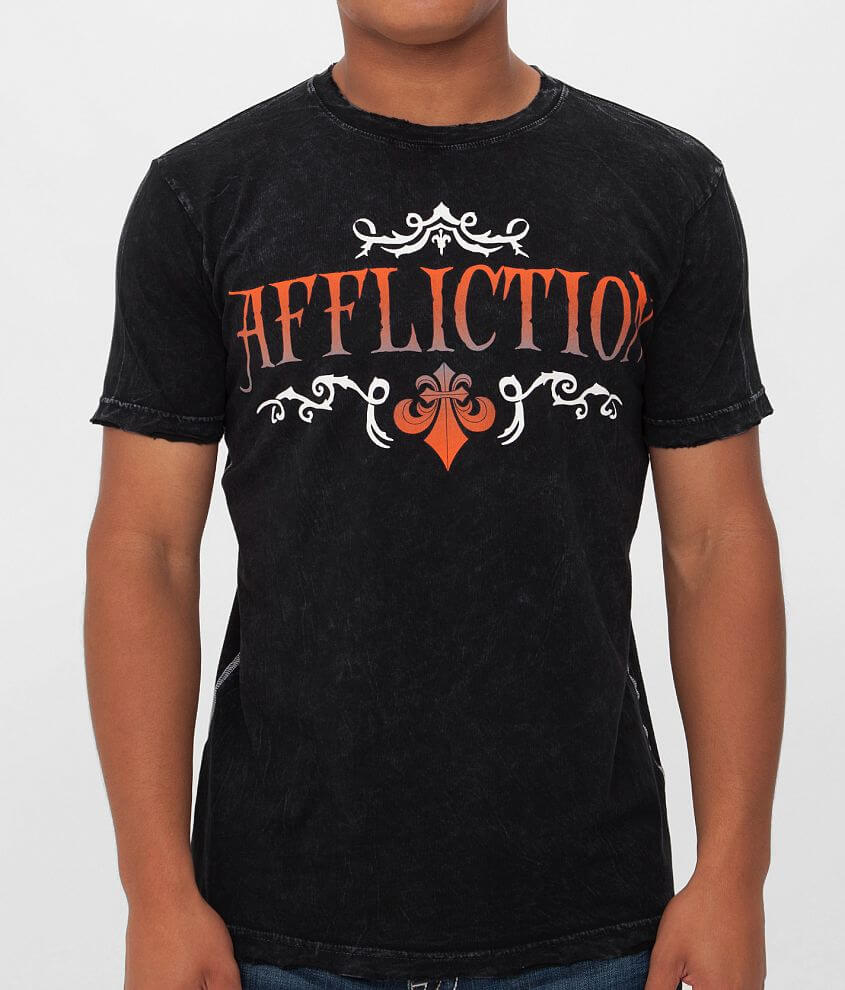 Affliction Applied Truth T-Shirt front view