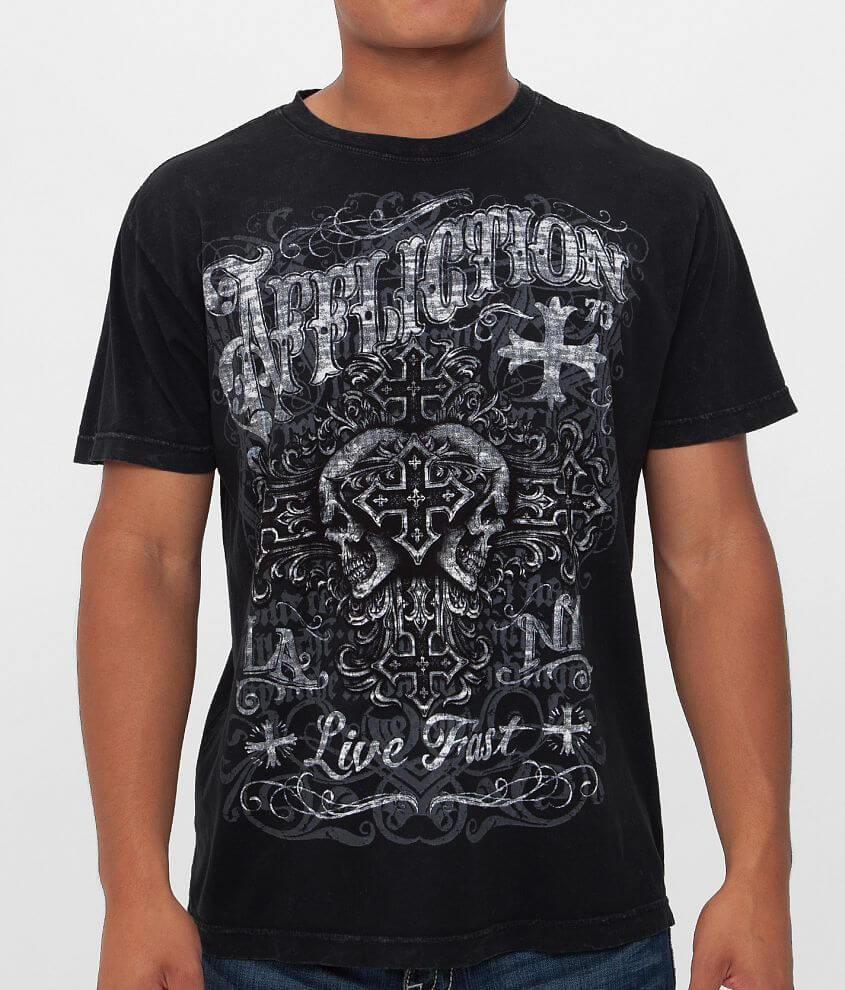 Affliction Ink T-Shirt front view