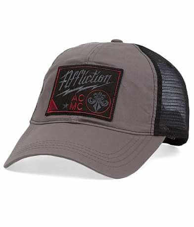 Affliction Fast Track Trucker Hat