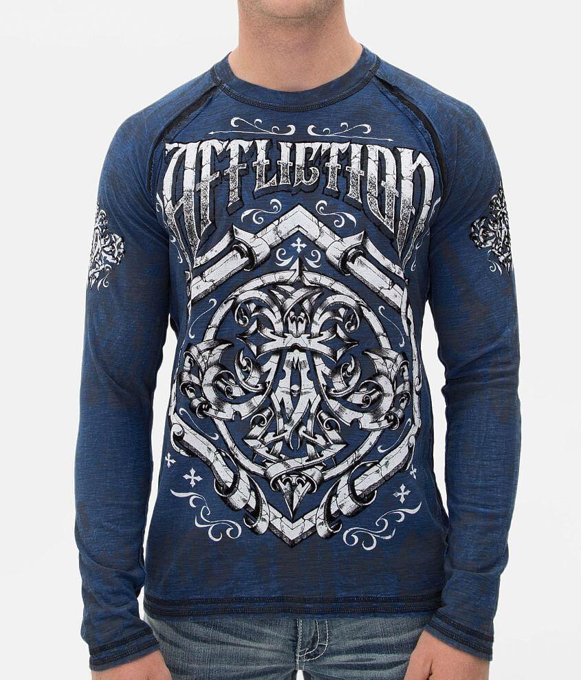 Affliction Saint Vitus T-Shirt front view