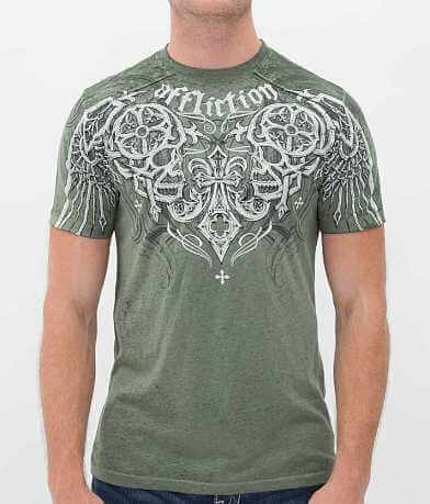 Affliction Deadly Pair T-Shirt