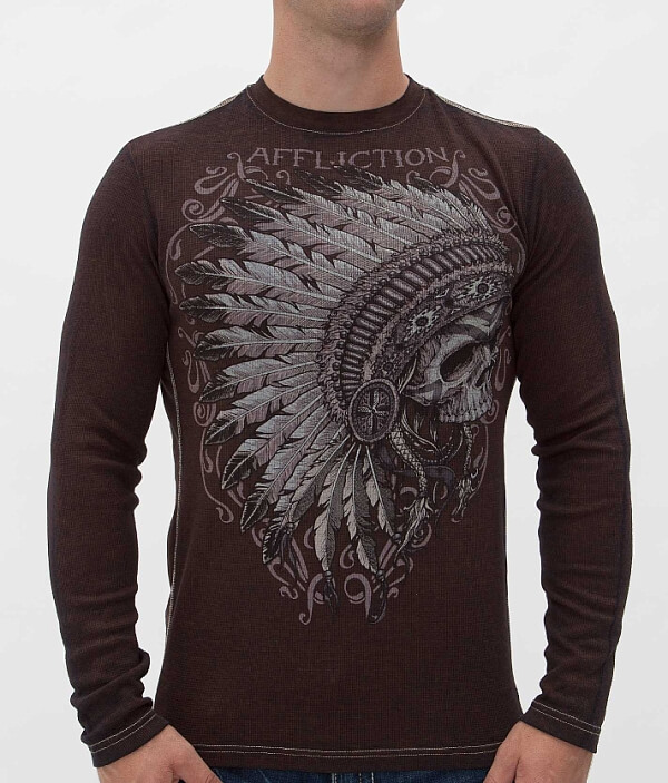 Thermal Affliction Affliction 50 50 50 50 Shirt Thermal dngExTdq