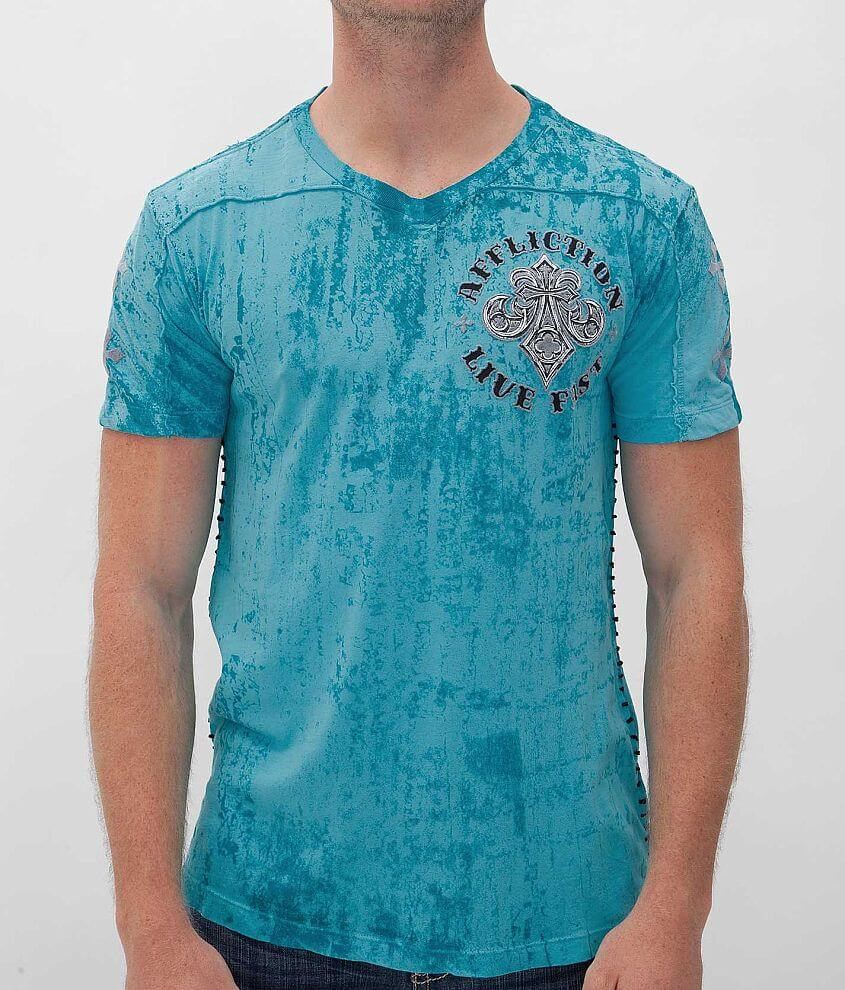 Affliction Royal T-Shirt front view