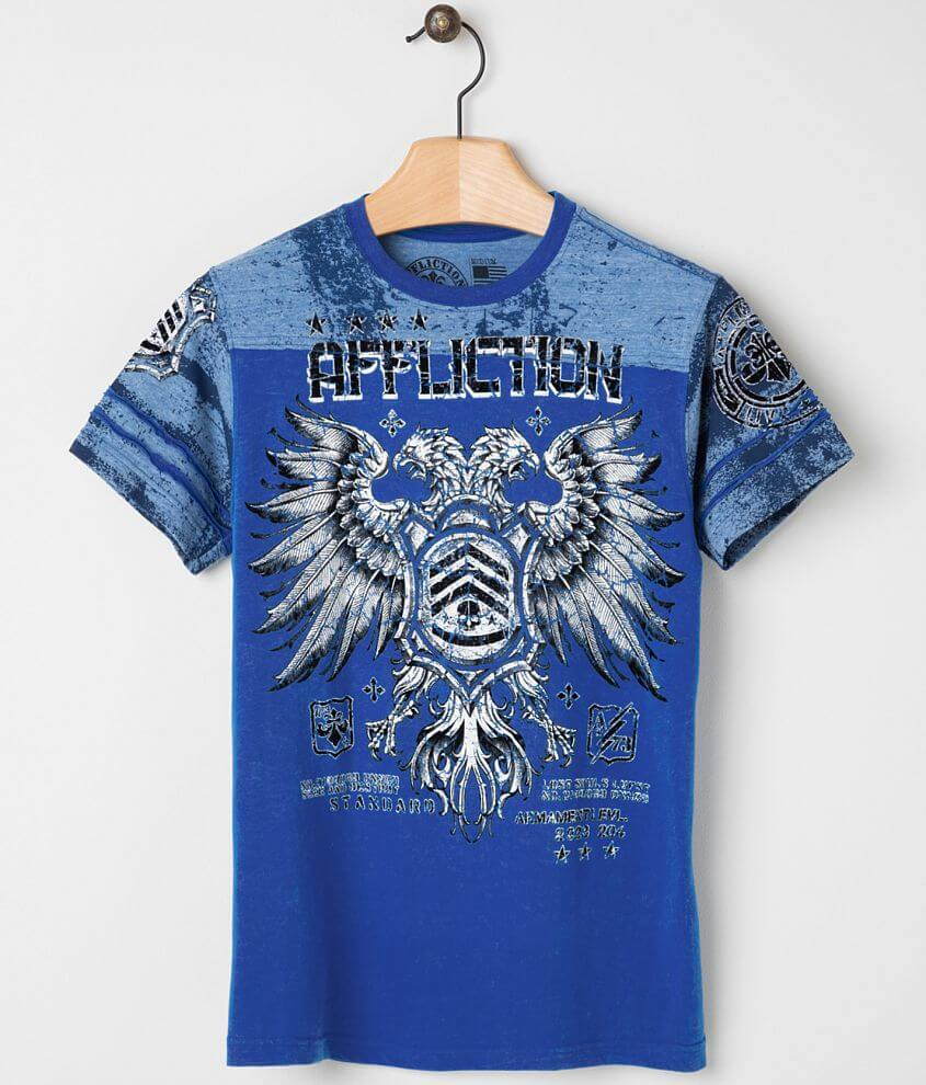 Affliction Coaxial T-Shirt front view