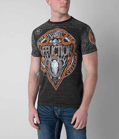 Affliction American Customs Hunt T-Shirt