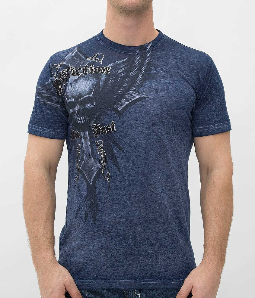 Affliction Terminus T-Shirt front view