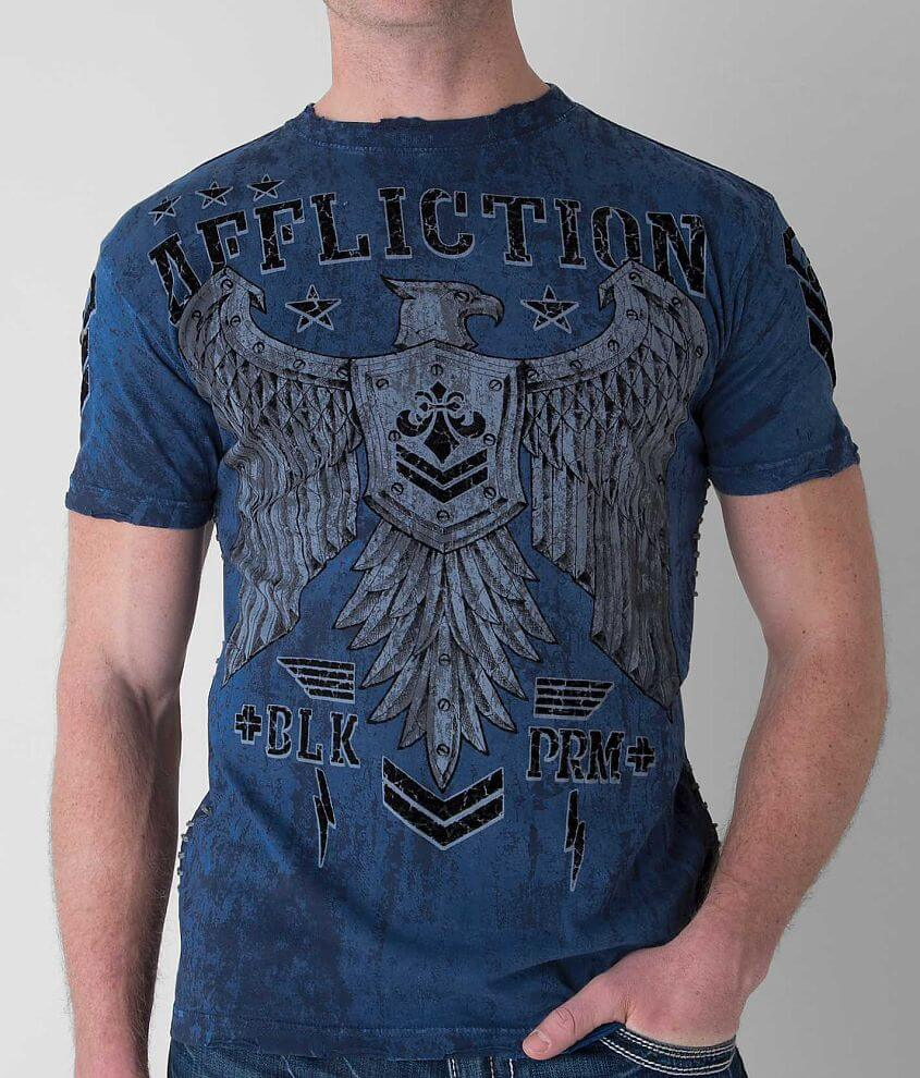 Affliction Disjointed T-Shirt front view