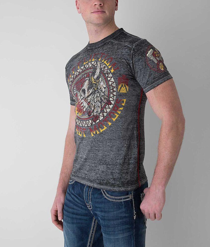 Affliction Lakota T-Shirt front view