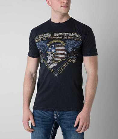 Affliction American Customs Highway T-Shirt