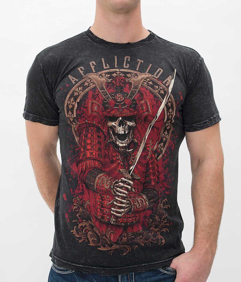 Affliction Edgar Assassin T-Shirt front view