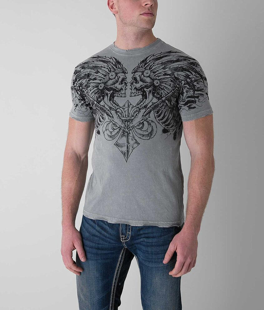 Affliction Pride T-Shirt front view
