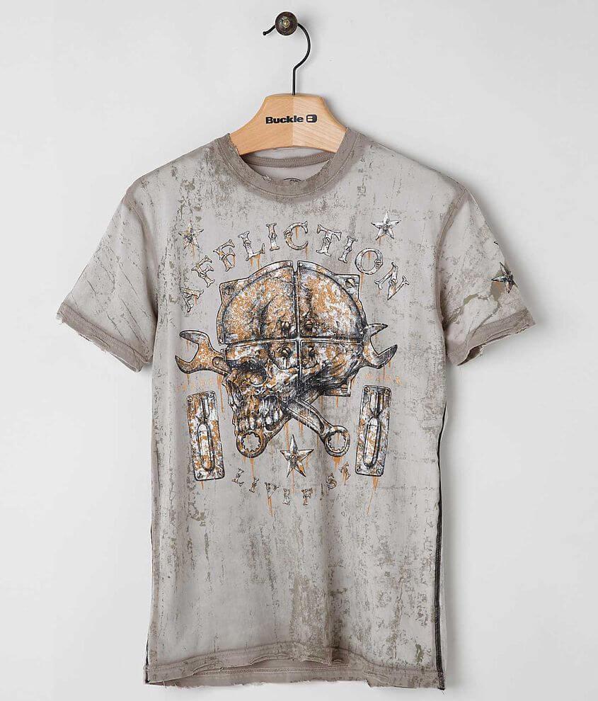 Affliction Alchemist T-Shirt front view