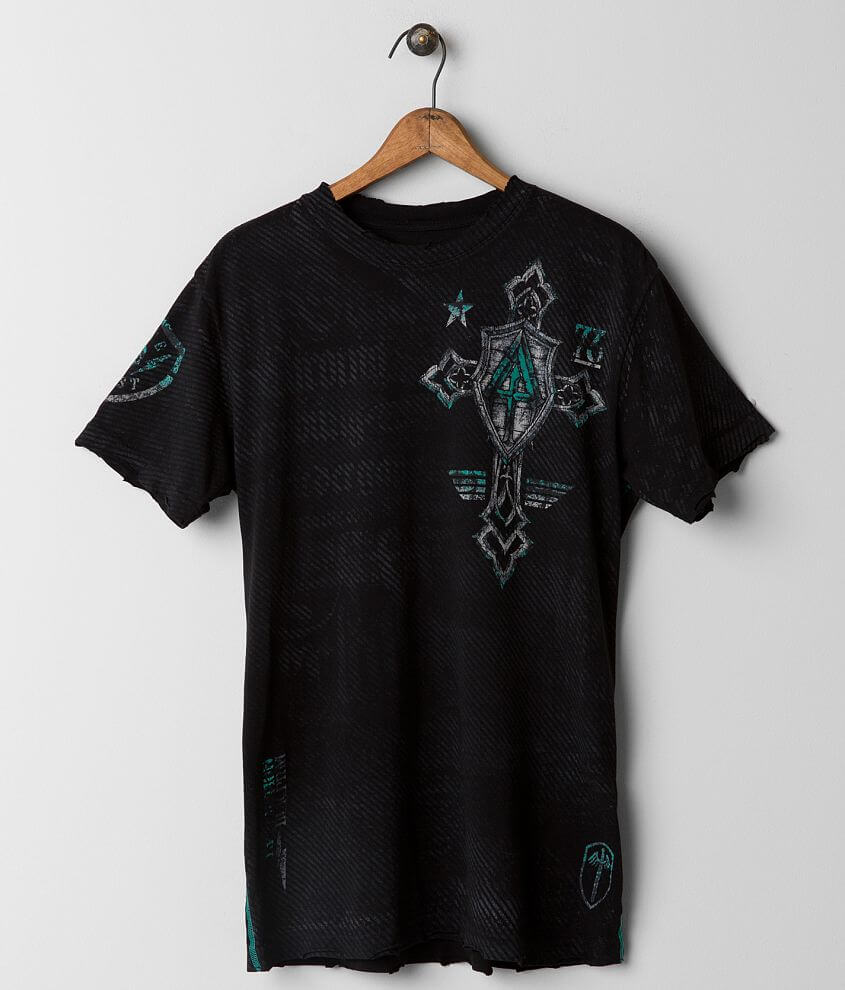 Affliction Live Fast T-Shirt front view